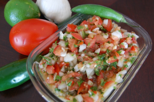 My Fresh Pico De Gallo