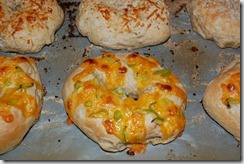 Jalapeno Cheddar Cheese Bagel